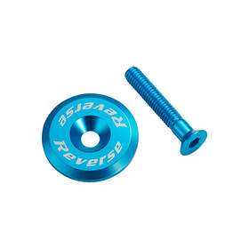 Reverse Headset cap blue